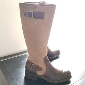 Timberland Savin Hill leather riding boots